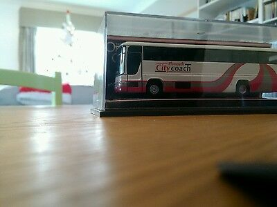Plymouth City bus model before being sold to GoaHead Group