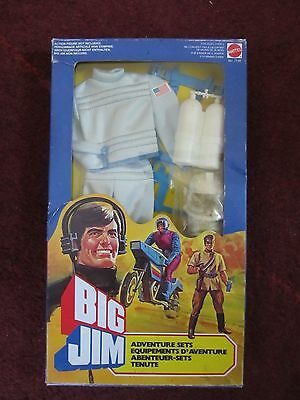 """BIG JIM - (7146-01) Action Set """"Astronaut"""" In OVP / boxed"""