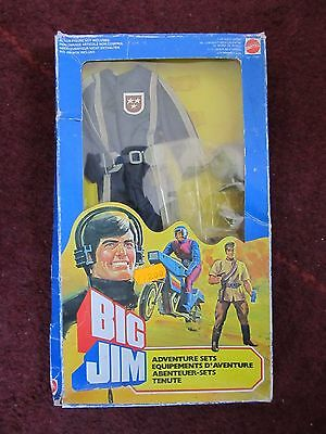 """BIG JIM - (7147) Action Set """"All-Terrain-Vehicle Driver"""" In OVP / boxed"""