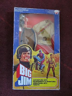 """BIG JIM - (7148-01) Action Set """"HEADQUARTERS GUARD OUTFIT"""" In OVP / boxed"""