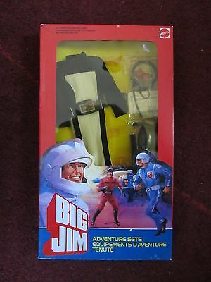 """BIG JIM - (7149) Action Set """"Communications Agent"""" In OVP / boxed"""