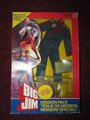 """BIG JIM - (9394) Action-Set """"Headquarters Commander"""" In OVP / boxed"""