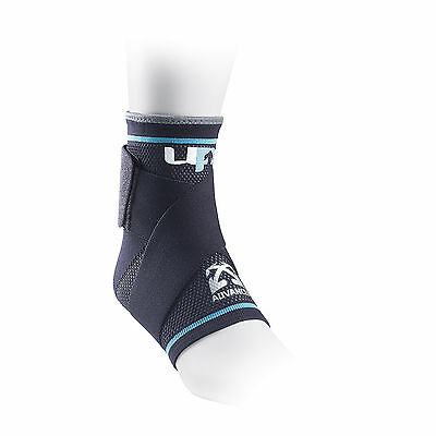 UP Ultimate Advanced Elasticated Compression Seamless Sports Ankle Foot Support