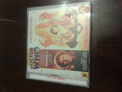 CD Doctor Who Paradise 5 The Lost Sotires