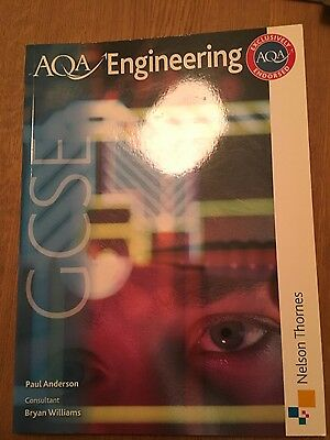 AQA GCSE Engineering by Anderson Paul