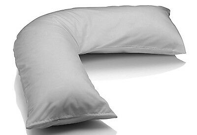 Orthopaedic V-Shaped Pillow Nursing Pregnancy Back Support Maternity Pillow Pad