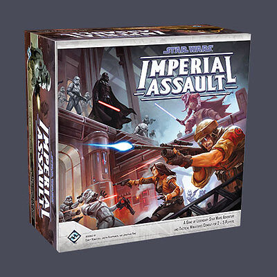Star Wars Imperial Assault, Base Game, NEW & SEALED!!