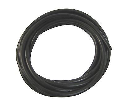 Petrol Pipe, Neoprene, 12mm x 16mm, Black, 5 Metre Roll,