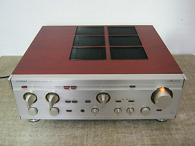 Luxman Dual Beta Circuit Great Vintage Amplifier