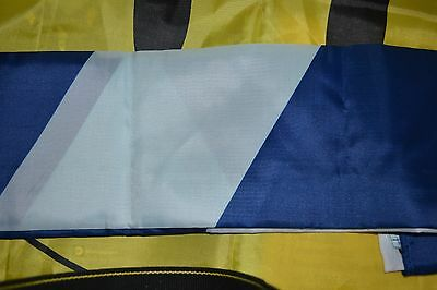 Traditional   Scotland Flag   5 Foot By 3 Foot   Sorry About Photo  Free Postage