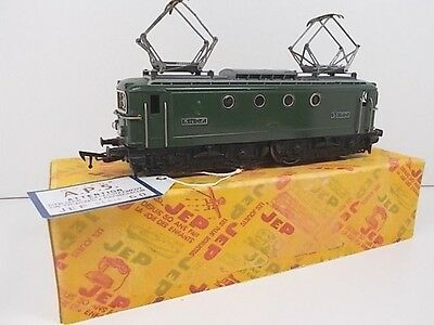 French Jep O Gauge Electric Loco BB-8101 (Boxed)