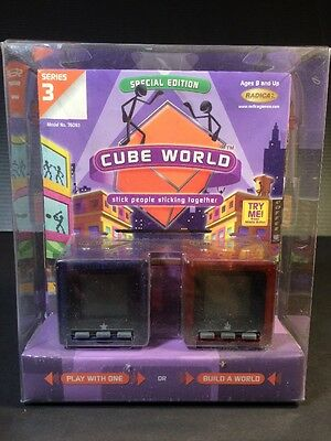Radica Cube World Series 3, Special Edition - Chief and Sparky