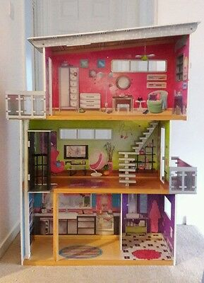 Dolls house for Barbie