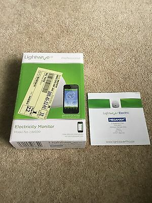 LightwaveRF  Electricity Monitor