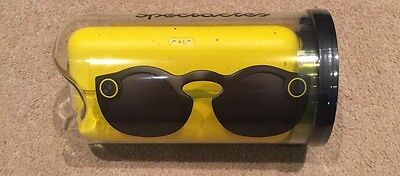 Snapchat Spectacles Black NEW UNOPENED
