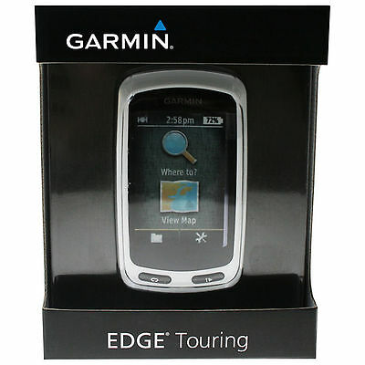 Garmin Edge Touring GPS Cycle Computer BRAND NEW with preloaded Europe cycle map