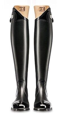 TUCCI Marylin Riding Dressage Boots Size 38 C