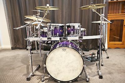 Pearl Reference Series Drums + Hardware