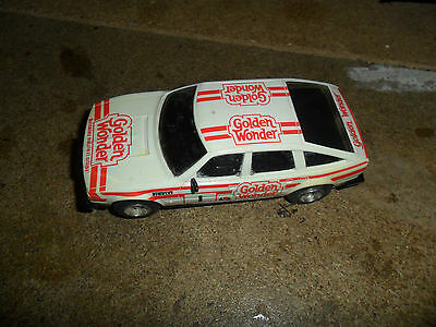 scalextric Rover 3500 Boxed