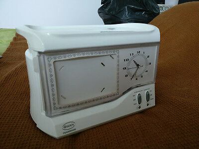 Retro Swan Teasmade With Detachable Tray. Excellent Condition.