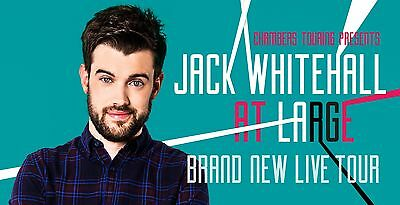 Jack Whitehall Tickets (12th February - The SSE Arena, London)