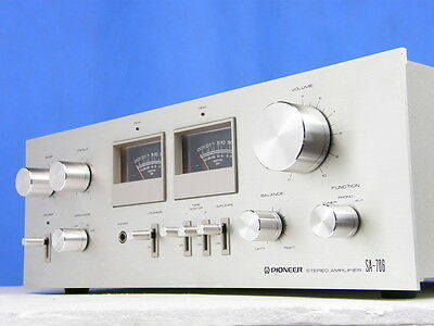 Pioneer Vintage High Model Stereo Amplifier