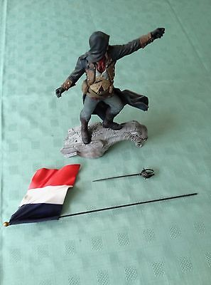 Assasins Creed Unity Notre Dame Edition Figure with extras
