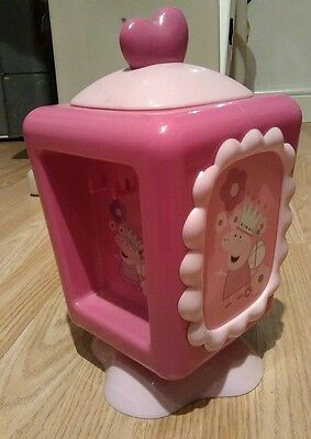 Peppa pig jewellery box