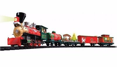 Christmas Train Set Wireless Remote Control North Pole Express Choose 4 Layouts