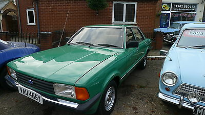 1982 FORD CORTINA MK5 1.6L - Outstanding