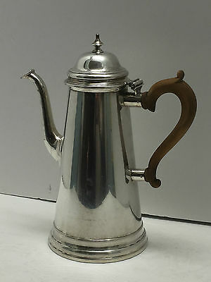 Antique Ensko New York 950  Fine Sterling Silver Coffee Pot