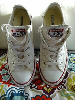 Converse All Star Youth Tennis Shoes Size 2.5