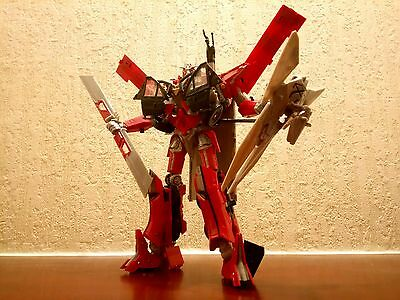 Transformers dark of the moon leader sentinal prime complete with instructions
