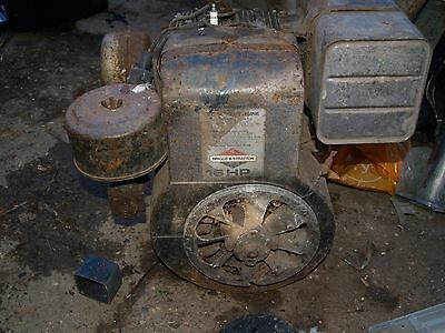 Staitionary Engine Briggs and Stratton 16 HP