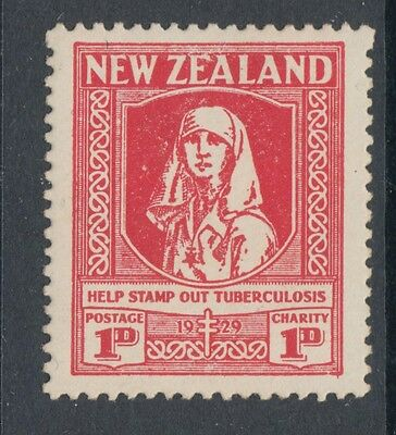 WS-C718 NEW ZEALAND - KGV, 1929 Anti-Tubercolosis, Help Stamp Out SG 544 £12 MH