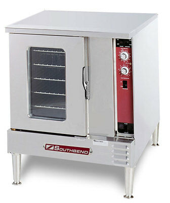 Southbend EH/10SC Half Size Single Deck Electric Convection Oven Std. Depth