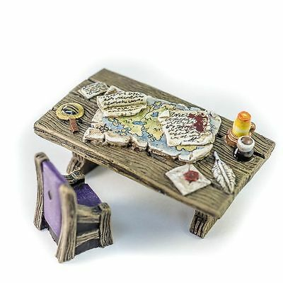 The treasure hunter table - D&D, dungeon terrain, dwarven forge, pathfinder, rpg