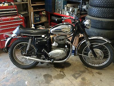 1969 BSA Royal Star  bsa motorcycle