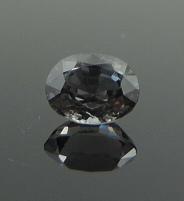 1.15 Ct Natural Purple Blue Spinel Gem Oval Faceted Cut