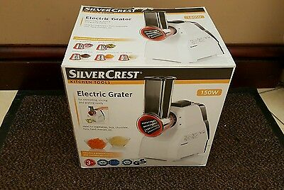Silvercrest Electric Grater