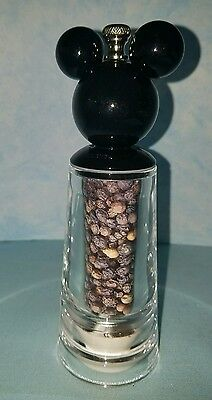 Mickey Mouse Icon Pepper Mill Grinder Disney World Theme Parks NEW