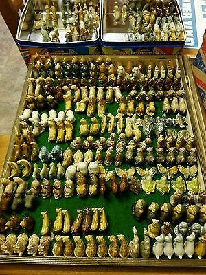 Job lot of 298 Wade Whimsies.