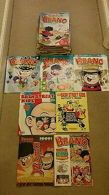x75 Beano issues between 1999 - 2003