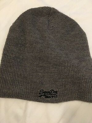 Superdry Beanie Winter Wooly Hat