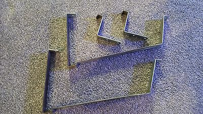 Bally Williams pinball playfield safety brackets and other parts