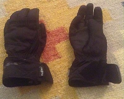 Nearly New Comfortable Small ladies Winter Motorcycle Gloves
