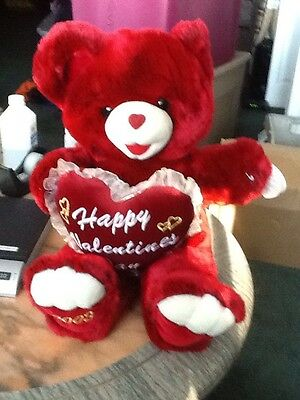 Valentines Day Sweethart teddy 2003