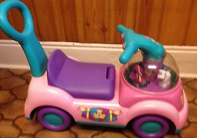 Fisher Price Little People Princess Ride On Car
