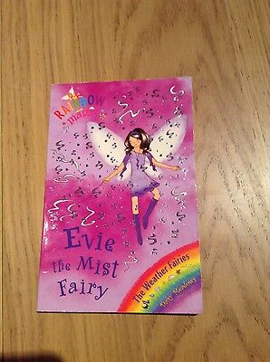 Evie the Mist Fairy: The Weather Fairies: Book 5 by Daisy Meadows (Paperback,...