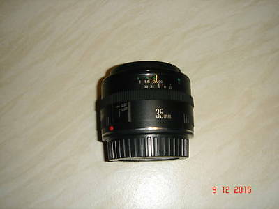 Canon  EF  35m  f2 lens  ( new and boxed )